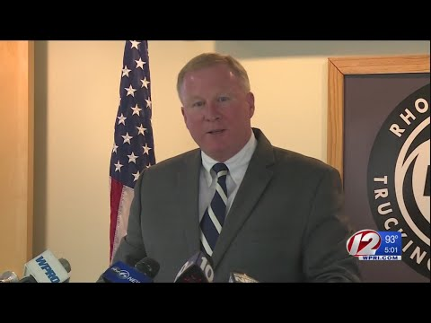 Trucking Industry Files Lawsuit Over RI Tolls