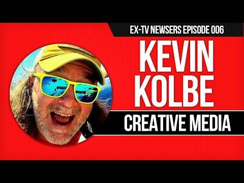Kevin Kolbe - Creative Media Specialist on Radio vs TV vs YouTube, Future of Social Media