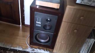 Ремонт акустики Клівер 35АС-001 Частина2