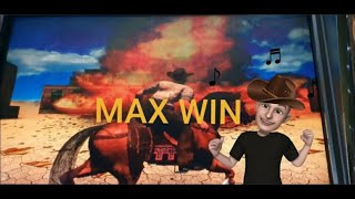 SLOT MACHINE DA BAR A MONETA WEST COWBOY ?AL 65% MAX WIN