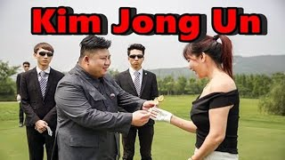 The North Korea and Kim Jong Un