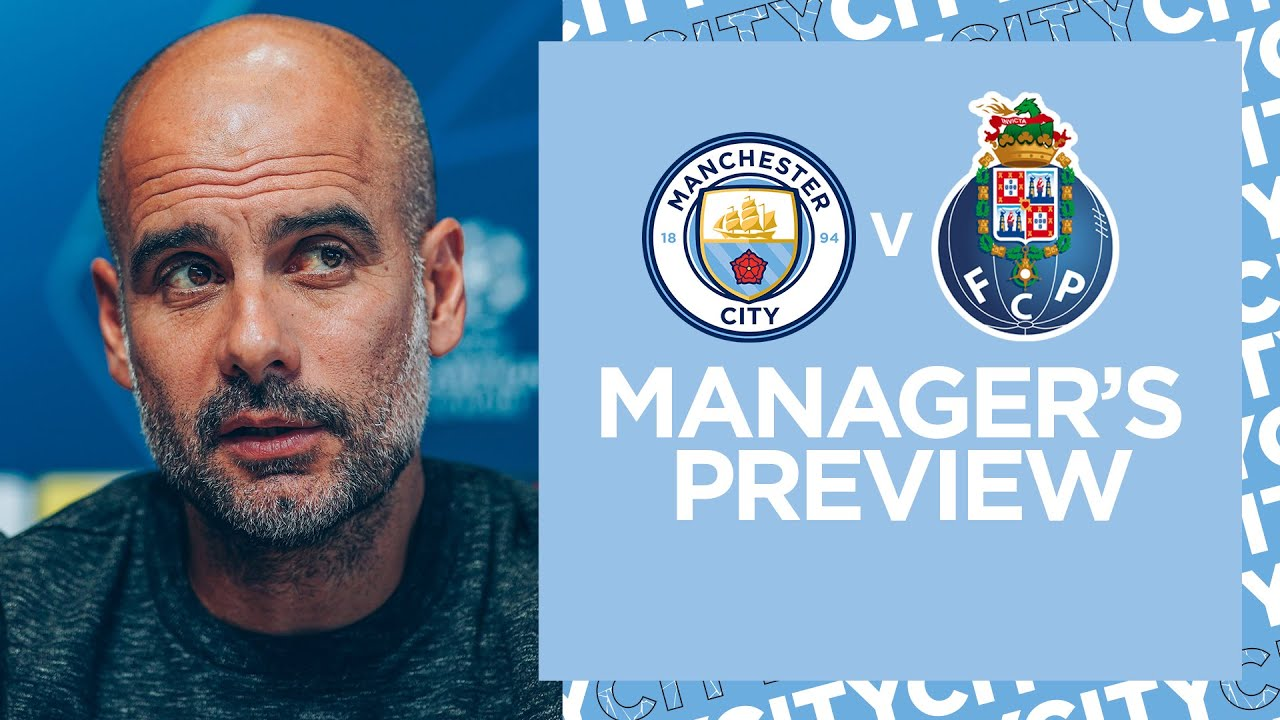 PEP GUARDIOLA PRESS CONFERENCE | FC PORTO