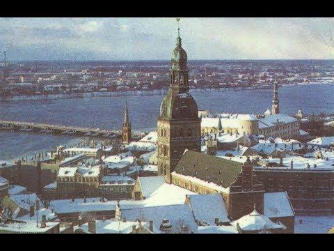 Padomju Rīga / Soviet Riga / Советская Рига