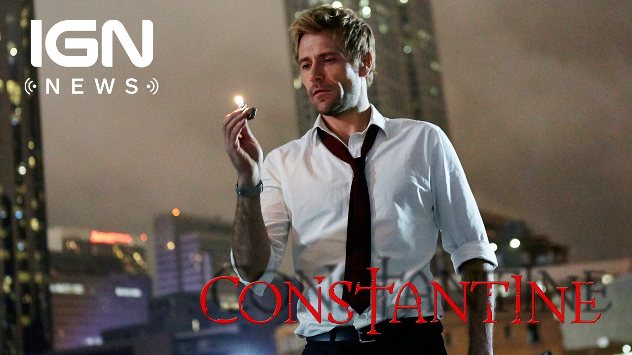 Download Constantine Cancelled by NBC - IGN News