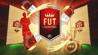 TOP 100 FUT CHAMPIONS REWARDS!!! + RED MONTHLY CARDS!!!