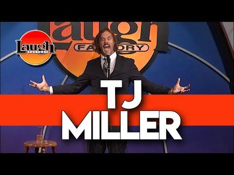 NIGHTMARES  TJ Miller  Standup Comedy