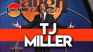 NIGHTMARES | TJ Miller | Stand-up Comedy