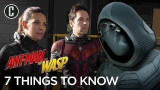 Ant-Man and the Wasp: 7 Things to Know About the MCU's Latest