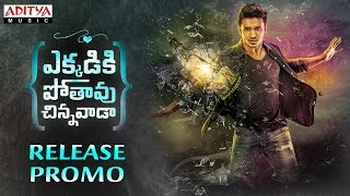 Download Hindi Video Songs - Ekkadiki Pothavu Chinnavada Movie Release Promo || Nikhil, Hebbah Patel