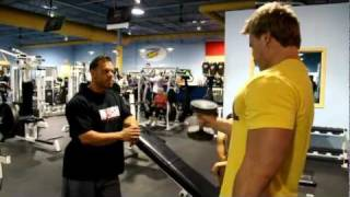 Training Arms with a Pro | Furious Pete
