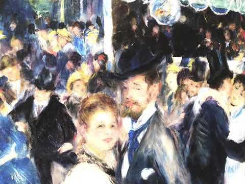雷諾瓦   煎餅磨坊舞會  Pierre-Auguste Renoir   Le Bal au Moulin de la Galette