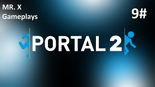 (Xbox One: Xbox 360 BC) Portal 2 - Part 9 - The Part Where... and Credits