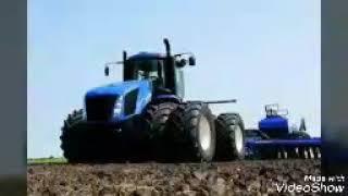 Największe ciągniki rolnicze na świecie 1