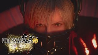 Final Fantasy Type-0 HD Pelicula Completa en Español - Game Movie (Japanese voice)