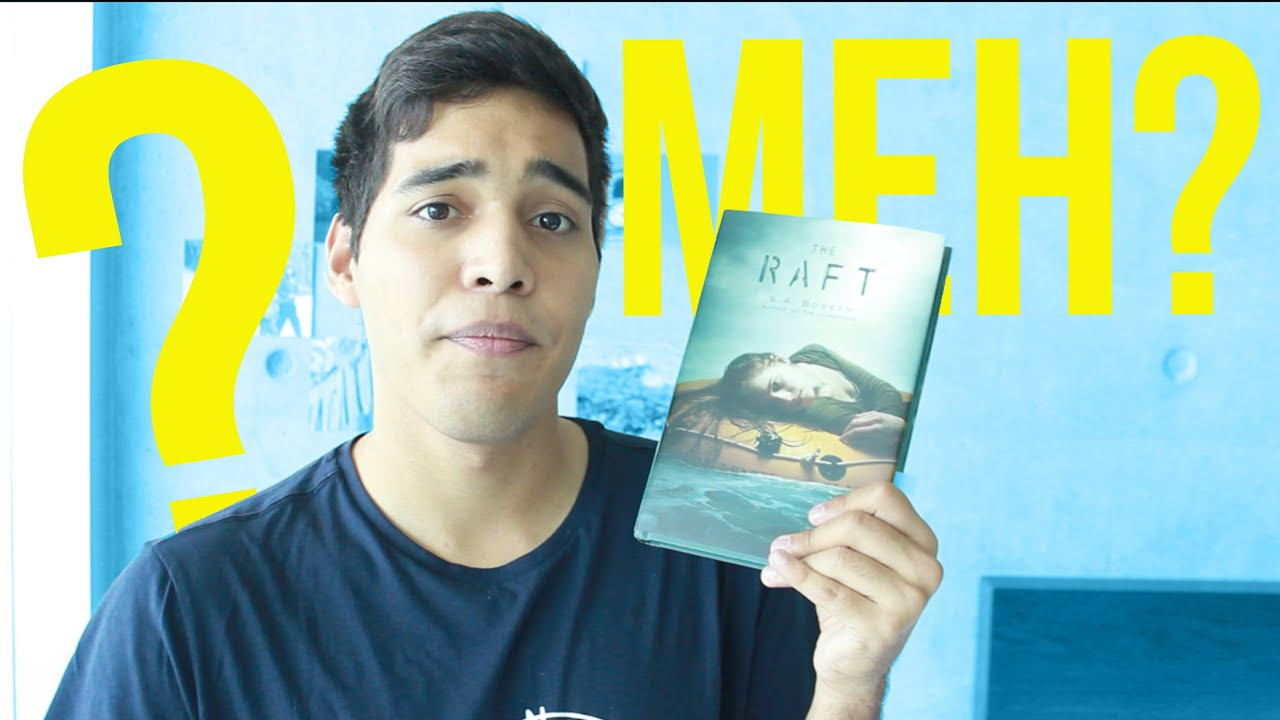 THE RAFT By SA BODEEN BOOK REVIEW