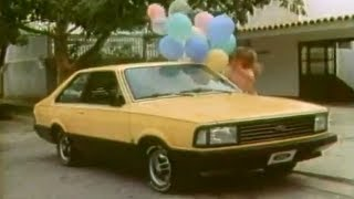 Ford Corcel 84 / Comercial Tv.