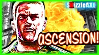 ASCENSION BLACK OPS ZOMBIES (Road To DLC 1 Rave in The Redwoods Zombies)