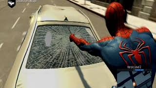 Amazing Spider-Man 2 (PS3) YTF Would Anyone Say Yes to Fire Rescues?