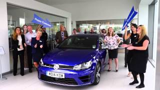 Inchcape Volkswagen Stockport is the best place to work