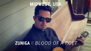 Scott Zuniga - Blood of a Poet // Iowa, Kansas, Oklahoma, Texas