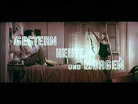 Gestern, Heute Und Morgen 1963