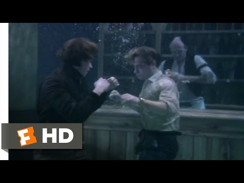 Top Secret! (8/9) Movie CLIP - Underwater Barfight (1984) HD