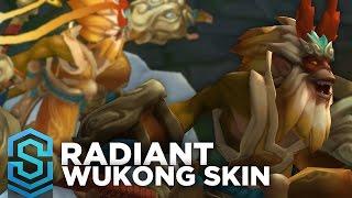 Radiant Wukong Skin Spotlight - Pre-Release - League of Legends