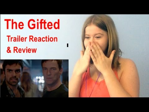 Thumbnail: The Gifted Trailer - Reaction & Review