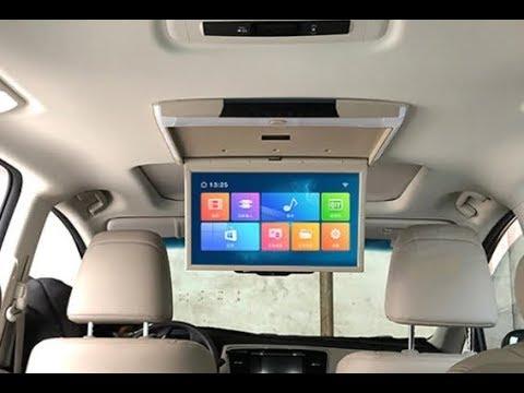 Потолочный монитор USB/HDMI/microSD Android