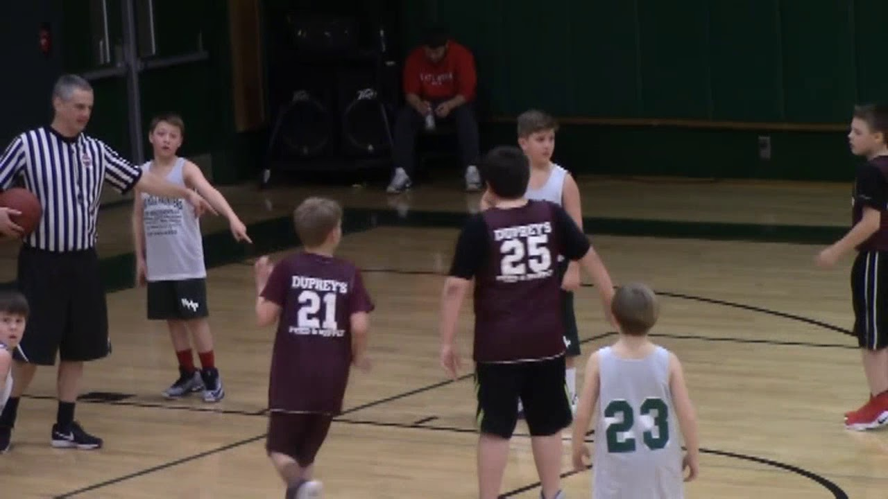 Cougars - Rand Hill 5&6 Boys  1-27-18