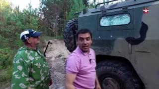 Испытание брони. Расстреляли джип ГАЗ ТИГР,-Armor test: GAZ Tiger Shot