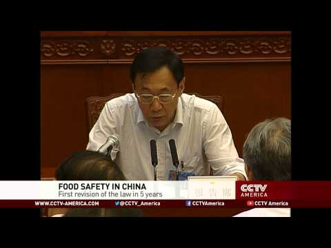 Food safety in China: First revision of the law in 5 years