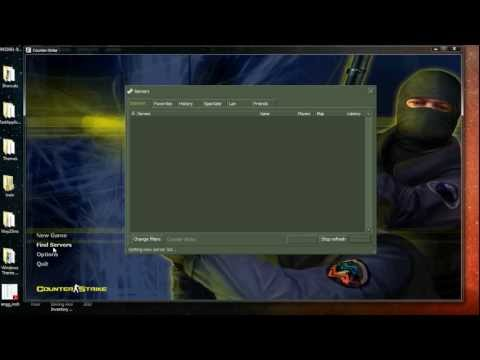 CS 1.6 - Master Game Server Problem Patch Fix