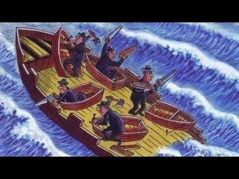 人民币的最后货币之锚——追赃与沉船计划
