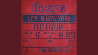 Break On Through [To The Other Side] [Live at Felt Forum, New York CIty, January 17, 1970 -...