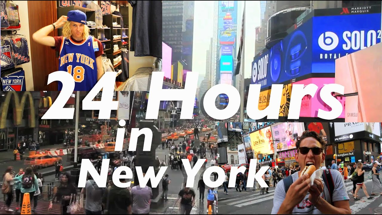 24 hours in new york youtube for 24 hour beauty salon nyc