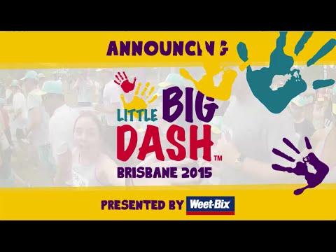 Brisbane's Little BIG DASH!