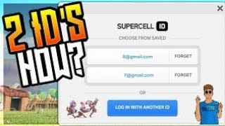 How to play Multiple Clash of Clans accounts on one Iphone /IOS device with SUPERCELL ID.