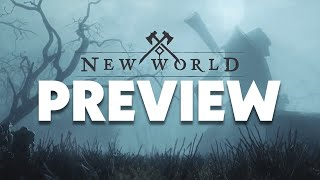 New World Preview - Your Next Grand Adventure
