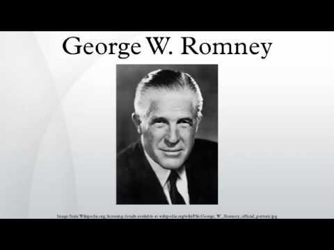 George W. Romney