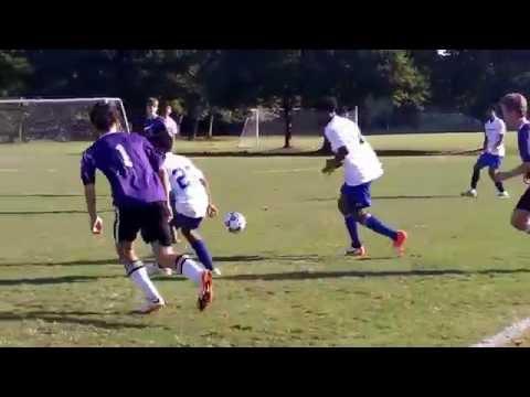 Winston Salem Christian School vs Carter G Woodson - Soccer 9/30/2016