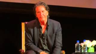 Al Pacino tells the story of his first meeting with Marlon Brando - Massey Hall Toronto 9-10-13