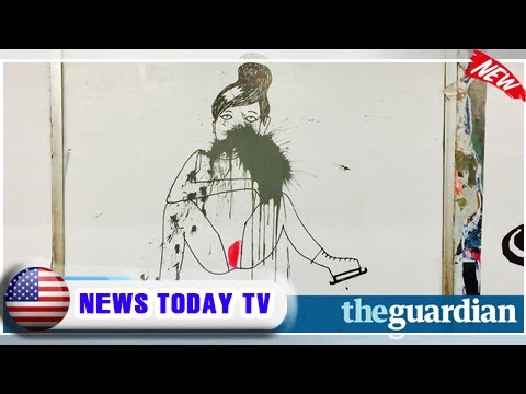 'enjoy menstruation, even on the subway': stockholm art sparks row| NEWS TODAY TV