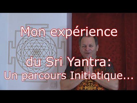 Mon Expérience Du Sri Yantra: Un Parcours Initiatique...