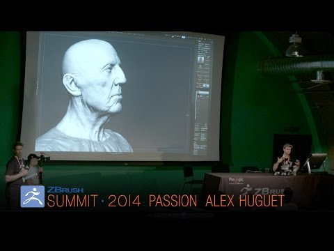 Official ZBrush Summit Presentation: Passion