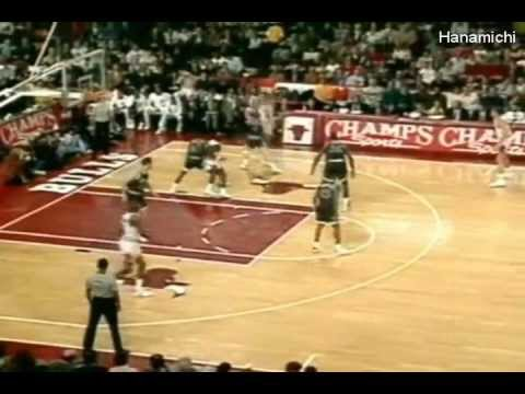 Michael Jordan's Post Plays