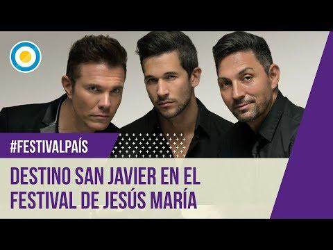 Destino San Javier en el Festival de Jesús María 2016