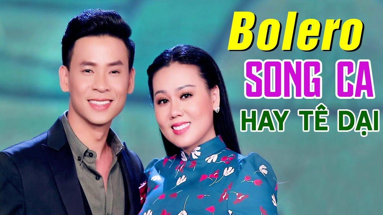 Song Ca Bolero Hay Tê Dại Con Tim - Liên Khúc Nhạc Vàng Bolero 2020 Cực Ghiền