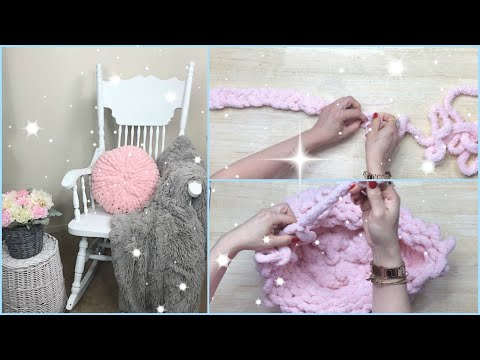 DIY Como Hacer Cojines Decorativos Sin Coser -Sandy Bella
