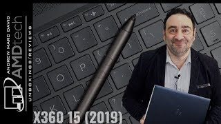 HP Spectre x360 15-in Gem-Cut (2019):  The 30-Day Review